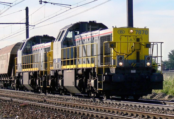 NMBS serie 77