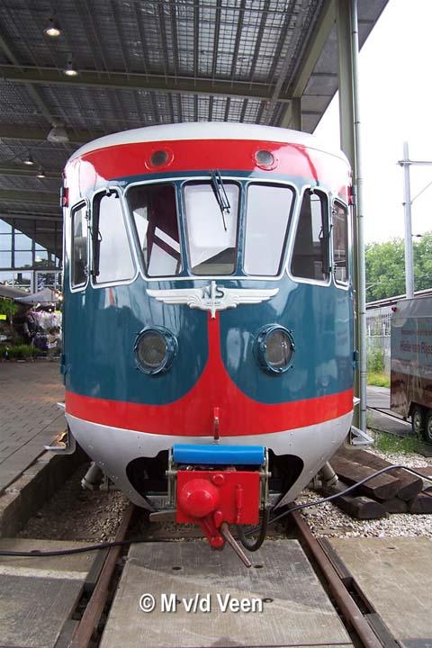 Blue Angel (Blauwe Engel) Dutch Railways