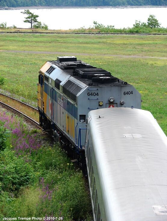 Via Rail train - 2 of 3