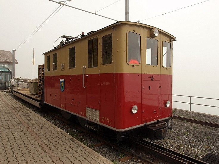 SLM small electric locomotive #19