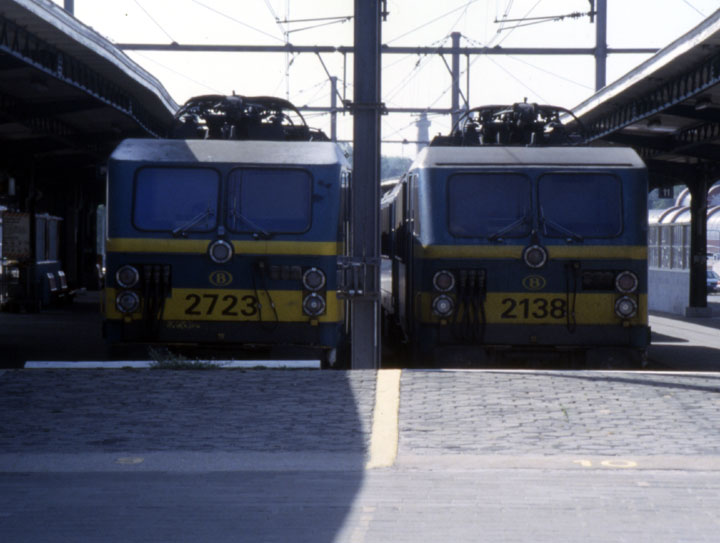 NMBS 2723 and NMBS 2138