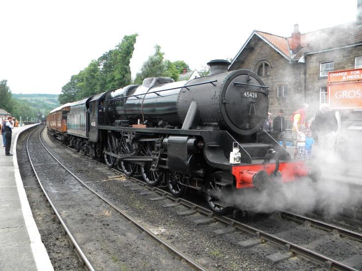Stanier Class 5 4-6-0 No.45428
