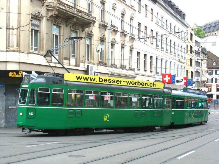 Tram line 16