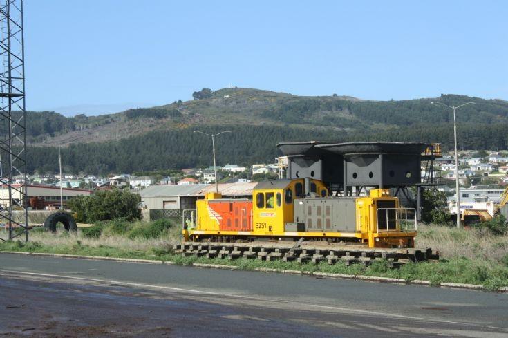 Kiwi-Rail DSG shunter