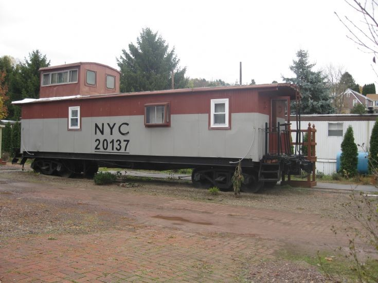 New York Central Caboose 20137