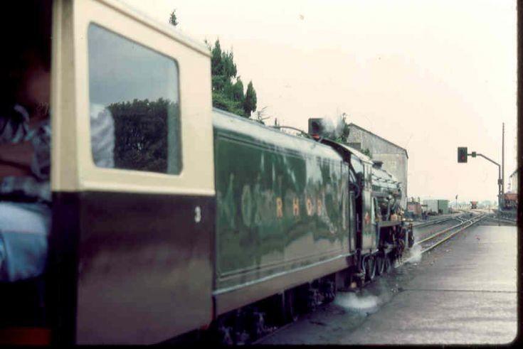 SOUTHERN MAID- Romney Hythe and Dymchurch Railway