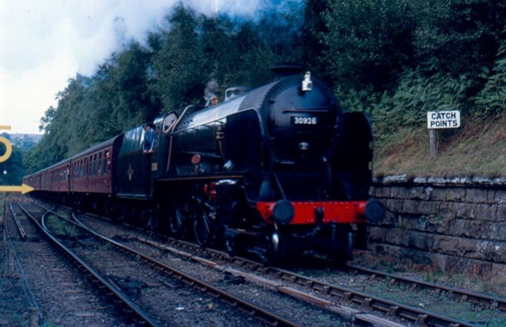 30926 Repton at Goathland