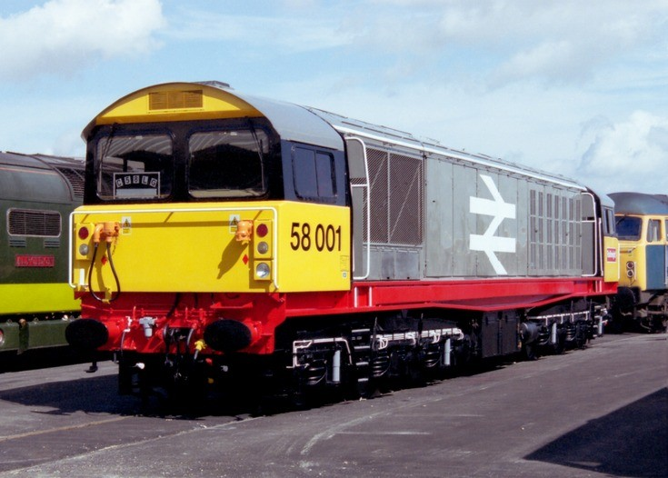 BR 58001