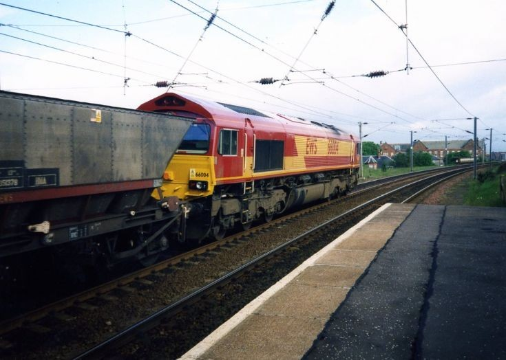 Early Class 66 days