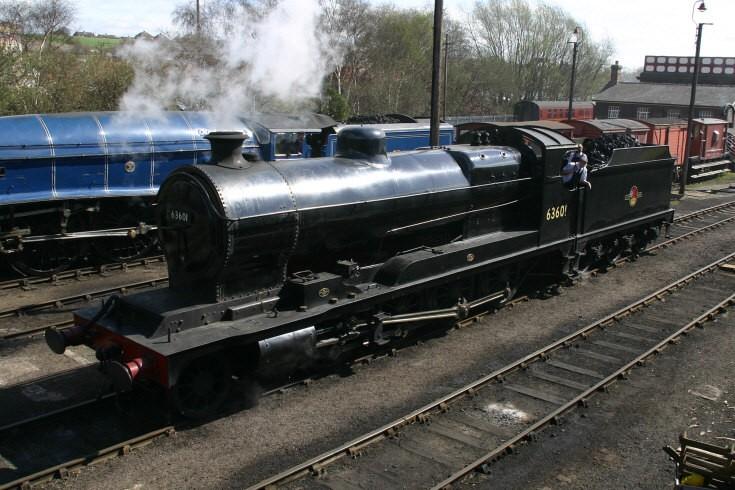 63601 at Barrowhill