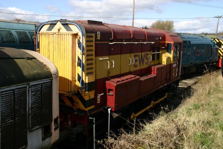 EWS 08695 at Barrowhill